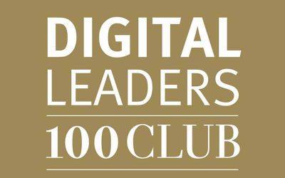 Digital Leaders 100 Awards