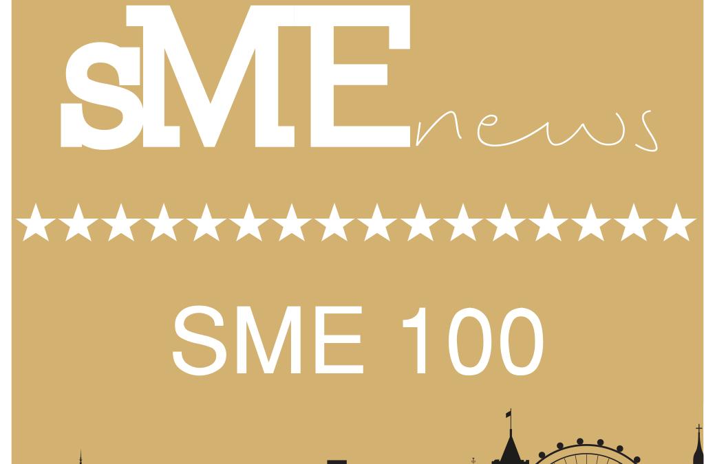 sME news Top 100 companies